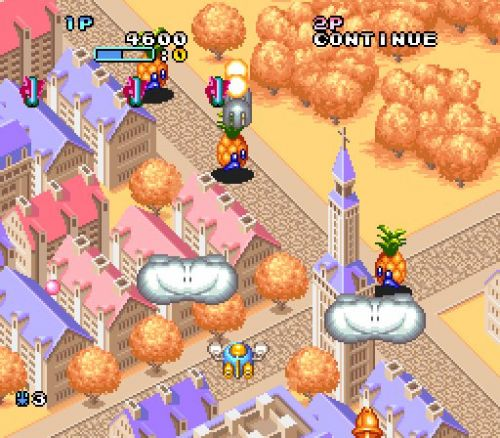 While we wait for SNES games on Switch, try Pop'n Twinbee