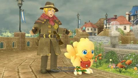 Nintendo Download for 3/14/2019: Angels, yo-yos, and Chocobos.oh my?