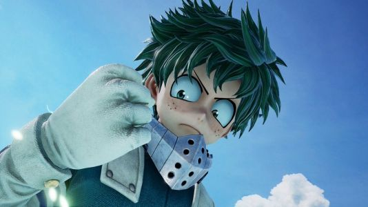 Jump Force will be getting its first DLC content in May