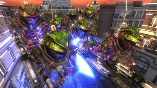 Earth Defense Force 5 Review - Don't Forget the Ammo