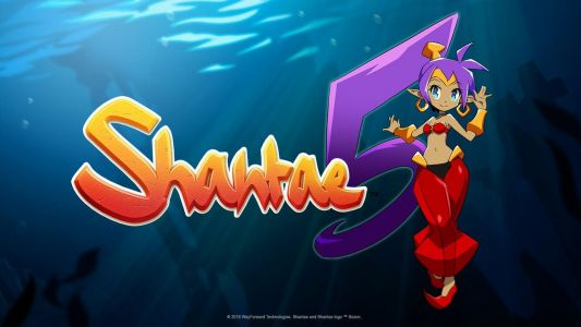 Shantae and the Seven Sirens is Now Available for Consoles and PC