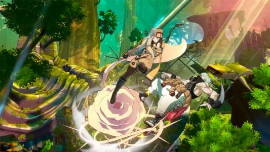Take a look at the Guilty Gear Strive story trailer here