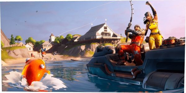 Fortnite O Location: Where to Find the O for Season 1 | Game Rant