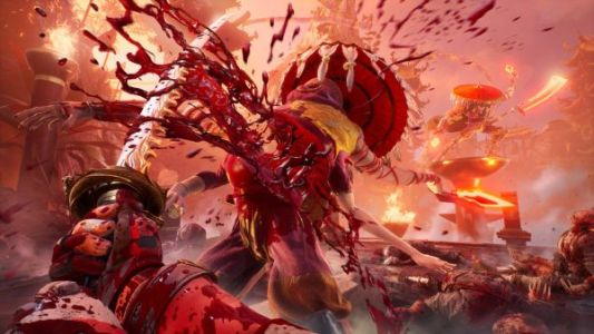 Check out the Shadow Warrior 3 'That Damn Dam' mission trailer here