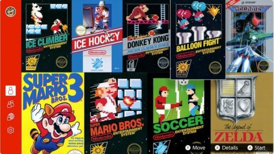 Switch Online NES games will run in 'HD resolution,' and will offer filters