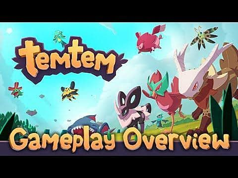 Pokemon-Inspired MMORPG Temtem Coming to Steam Early Access