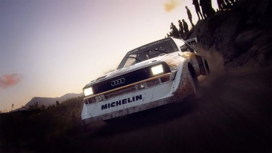 DiRT Rally 2.0 Announced For Early 2019 Release