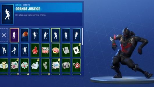 'Orange Shirt Kid' Mom Is Suing Epic for Including His Dance in Fortnite