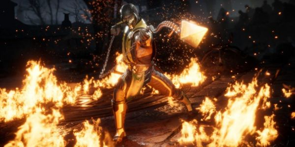 Mortal Kombat Movie Release Date Moved Up | Game Rant