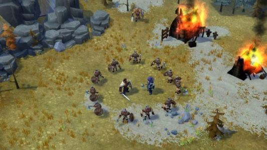 Northgard Launches Next Month for NS, PS4, X1
