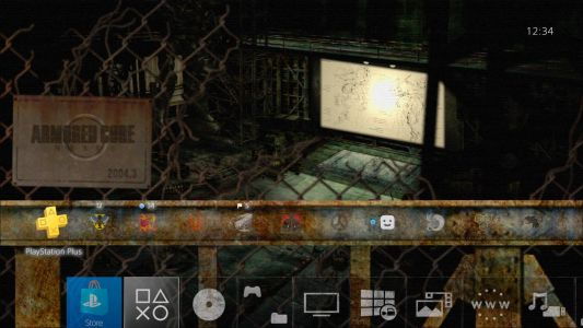 Free Armored Core PS4 dynamic theme is out now in Japan