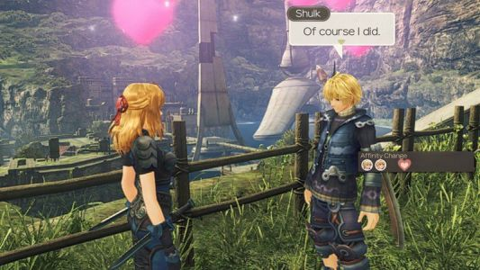 Xenoblade Chronicles: Definitive Edition - Present Guide