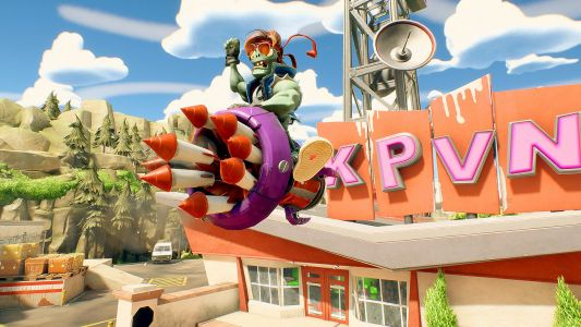 Plants vs. Zombies: Battle for Neighborville is a ton of fun, even in early access