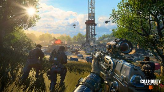 Call of Duty: Black Ops 4 - New Update Fixes Death Stashes, Contraband Tier Progression, and More