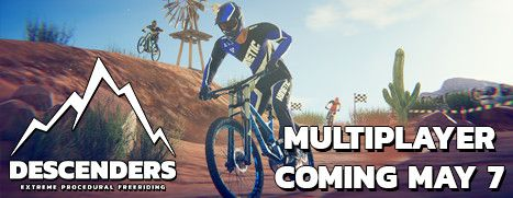 Now Available on Steam - Descenders, 25% off!