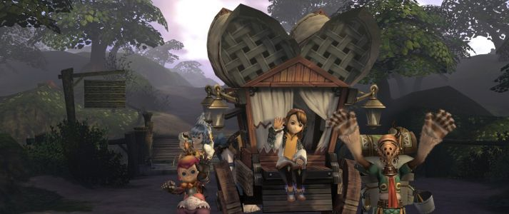 Square Enix tells us why the Final Fantasy Crystal Chronicles remaster doesn't have local co-op, and a lot more