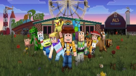 Toy Story comes to Minecraft