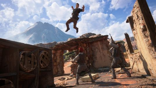 Swipe some Uncharted games for up to 60% off
