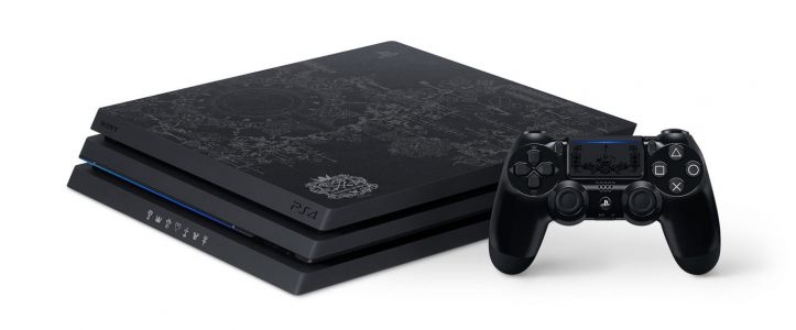 Kingdom Hearts 3 Limited Edition PS4 Pro Announced for the West