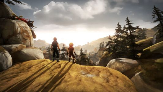 Brothers: A Tale of Two Sons Coming to Switch May 28