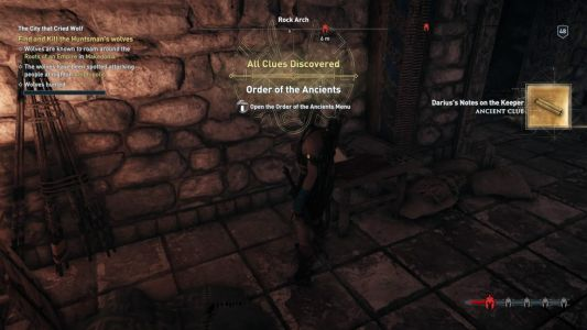 Assassin's Creed Odyssey Legacy of the First Blade DLC - Order of the Ancients locations guide
