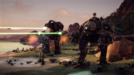 BattleTech is Free This Weekend on Steam