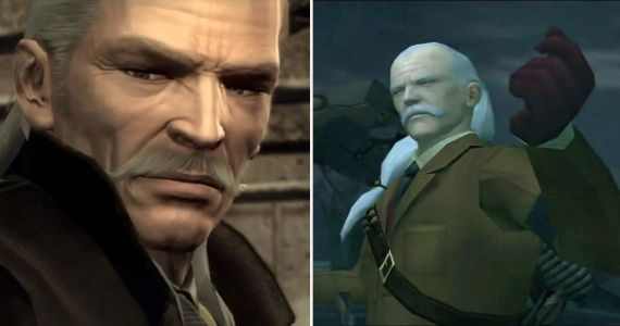 10 Facts You Didn't Know About Revolver Ocelot In Metal Gear Solid