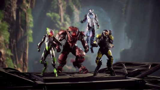 Anthem Will Be Native 4K On Xbox One
