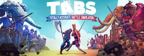 Now Available on Steam Early Access - Totally Accurate Battle Simulator