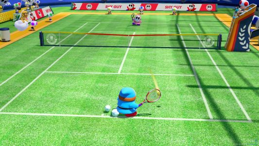 Europe Serving Up Free Switch Online Trial For Mario Tennis Aces