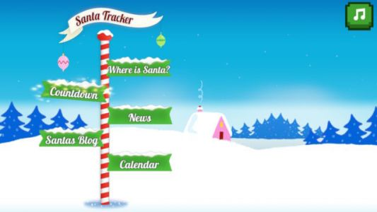 Santa Tracker Now Available On Switch