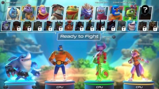 Brawlout Review - On The Ropes