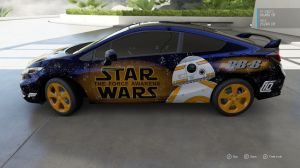 Here's How You Can Transform Forza 6 Into A Star Wars Racer