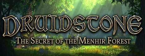 Now Available on Steam - Druidstone: The Secret of the Menhir Forest, 5% off!