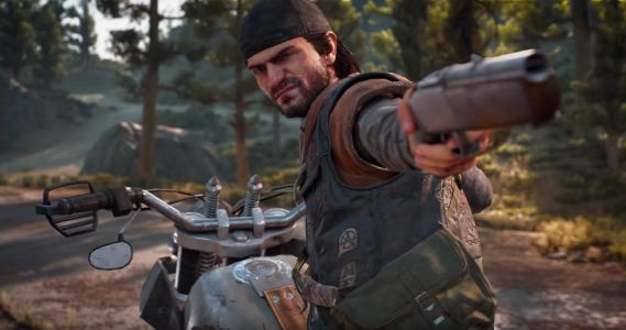 Days Gone's cinematic story trailer drops Deek in the deep