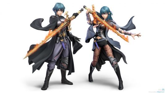 Fire Emblem: Three Houses's Byleth Announced As Newest Smash Bros Ultimate Character