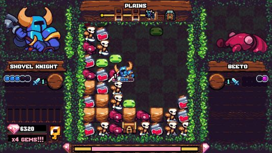 The next Shovel Knight game is a 'roguelite' puzzler with a story mode