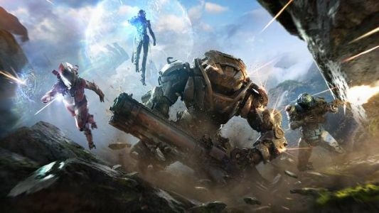 Anthem Day One Patch Notes Released