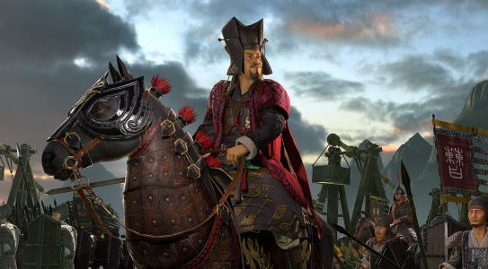 Total War: Three Kingdoms' 'records' mode looks more traditional