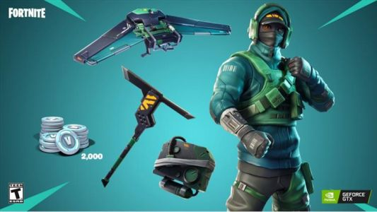 NVIDIA's giving away from Fortnite goodies with a purchase of some GTX cards and products