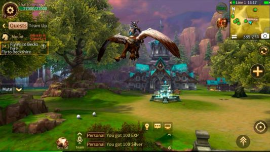 Era of Legends Review - A step in the right direction for mobile MMORPGs
