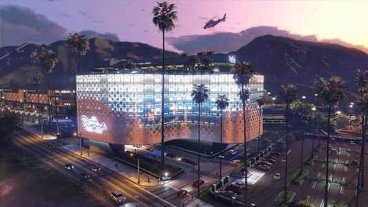 GTA Online's Casino Opening Next Week