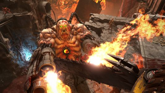 Doom Eternal's QuakeCon footage is now easily viewable on YouTube
