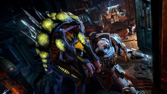 Space Hulk: Tactics Reveals Action-packed Gameplay Trailer and Release Date