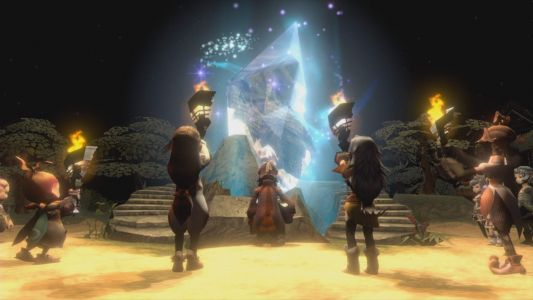 Square Enix apologizes for Final Fantasy Crystal Chronicles' busted multiplayer