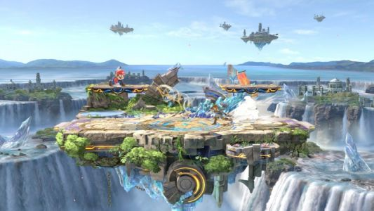 New Super Smash Bros. Ultimate Update Adds Small Battlefield Stage