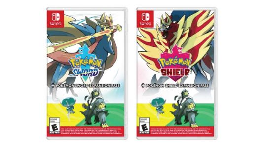 Special Pokémon Sword and Shield Bundle Packs Launch in November