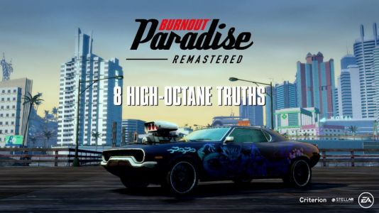 Burnout Paradise Remastered for Nintendo Switch Gets Gameplay Trailer