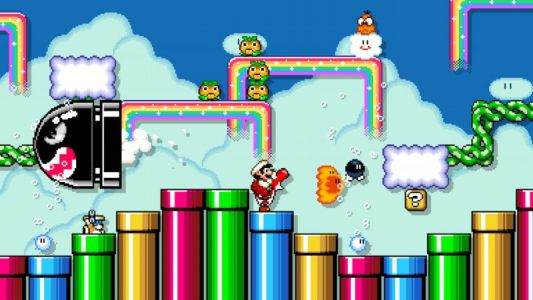 June Game Sales Place Mario Maker At The Top Of The List, With Former Rival Crash Bandicoot Just Behind