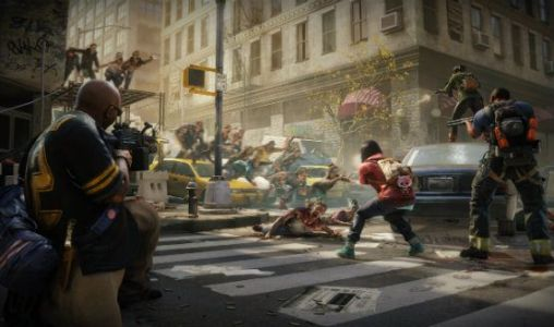 Check Out the Different Classes in Action in World War Z
